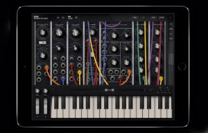 $10,000 Moog Limited Edition Synthesizer Now On iOS For $30 As Model 15 App (video)