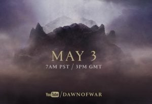 New Warhammer Dawn Of War Game Announced, More Details Coming Today (video)