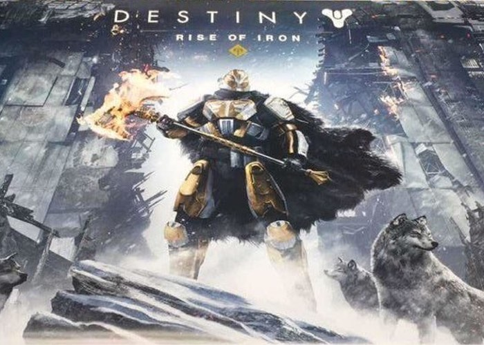 New Destiny Rise of Iron Expansion