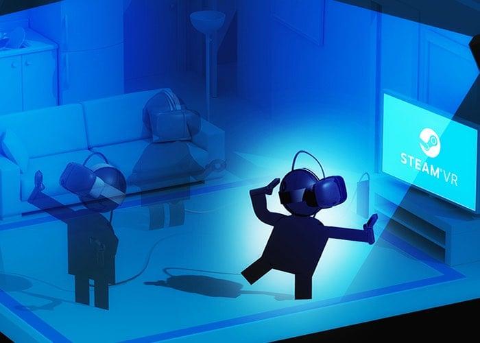Oculus Update HTC Vive