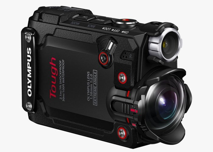 Olympus TG-Tracker 4K Action Camera