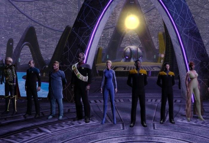 PS4 Star Trek Online