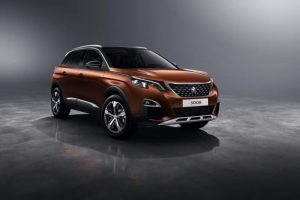New Peugeot 3008 SUV Announced