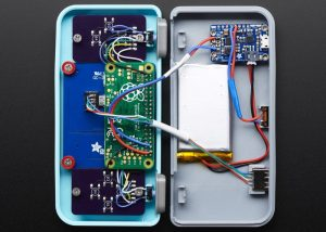 Raspberry Pi Zero Pi GRRL Zero Parts Kit Now Available From Adafruit (video)