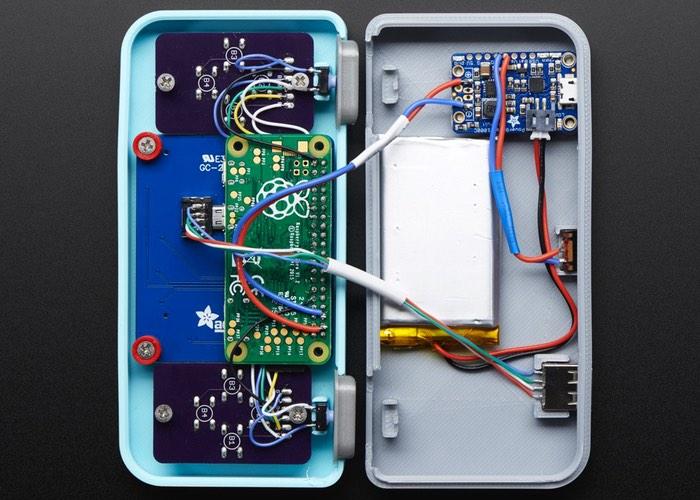 Pi GRRL Zero Parts Kit