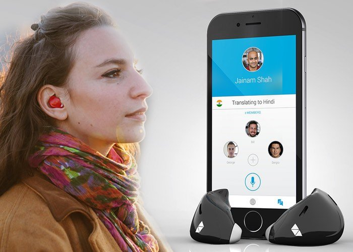 Pilot Earpiece Translates Conversations In Real-Time