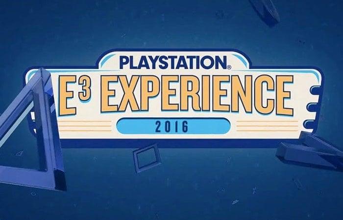 PlayStation E3 Experience 2016