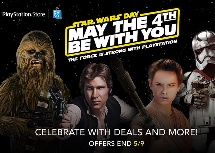 PlayStation Star Wars Deals