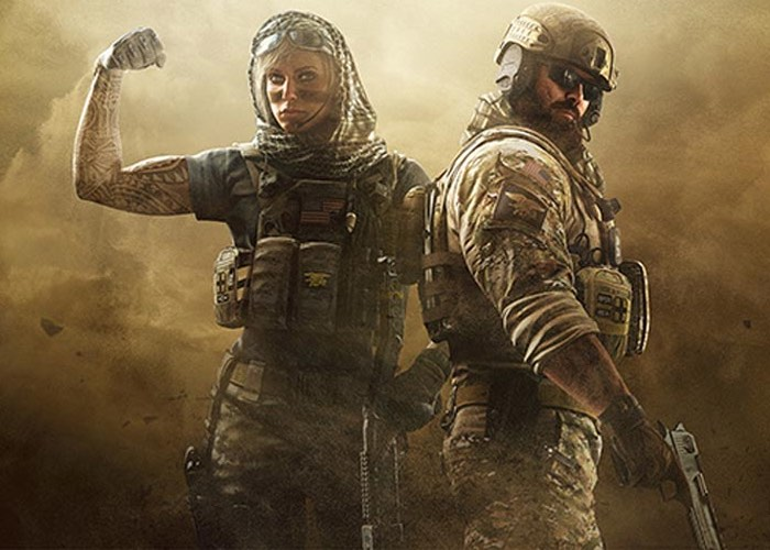 Rainbow Six Siege's Dust Line DLC