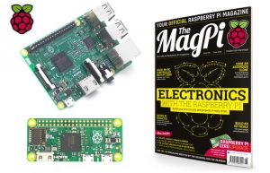 Raspberry Pi MagPi Magazine June 2016 Edition  More About The GPIO Pins