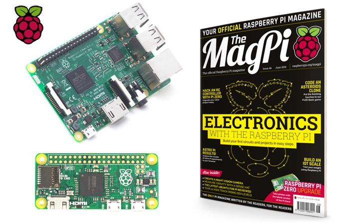 Raspberry Pi MagPi Magazine