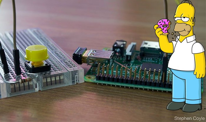 Raspberry Pi Simpsons Episode Shuffler-1