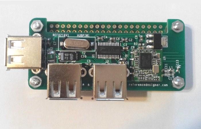 Raspberry Pi Zero Wireless Hub