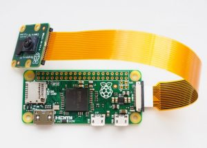 New Raspberry Pi Zero PC Equipped With Camera Connector Now Available For £4