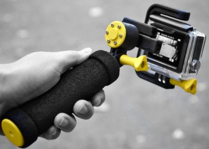 STABYLIZR GoPro Camera Stabiliser