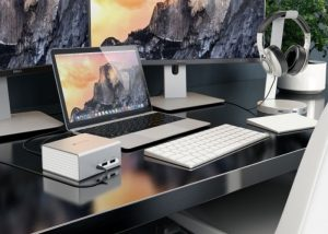 Satechi Mini Docking Station Launches For $149 (video)