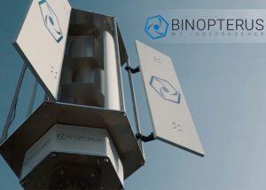 Unique Binopterus Wind Turbine Hits Kickstarter (video)