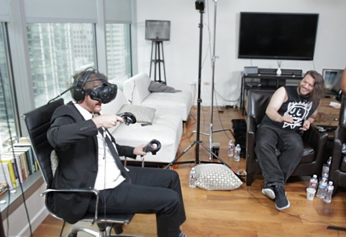 25hr Single Virtual Reality Session Sets New Guinness Record