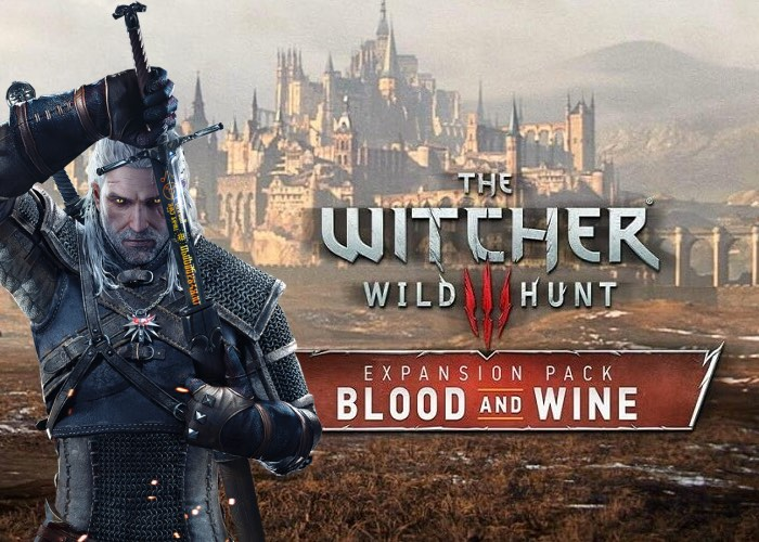 Witcher 3 Blood and Wine Expansion
