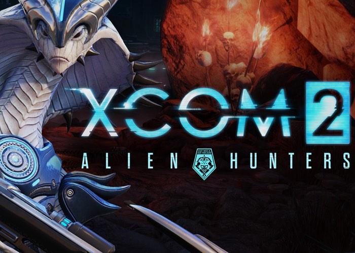XCOM 2 Alien Hunters DLC