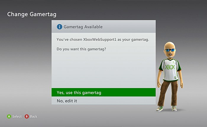 Xbox Gamertags