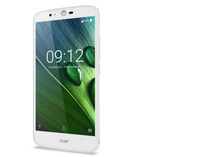 Acer's new smartphone with 3-day battery life launches in July