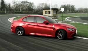 Alfa Romeo Giulia Appears In New Videos