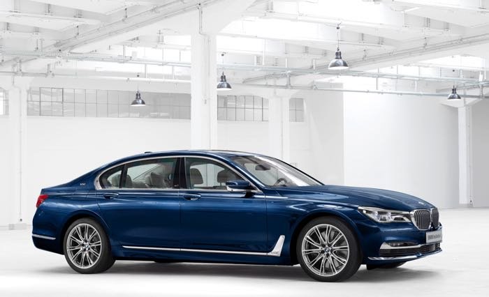 BMW 750d xDrive And BMW 750Ld xDrive