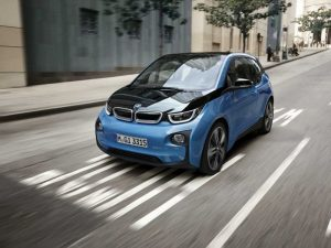 BMW i3 Gets Improved Battery And Range Of Up To 200km