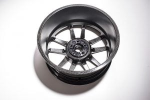 GM Eyes Carbon Fiber Wheels for Future Vehicles