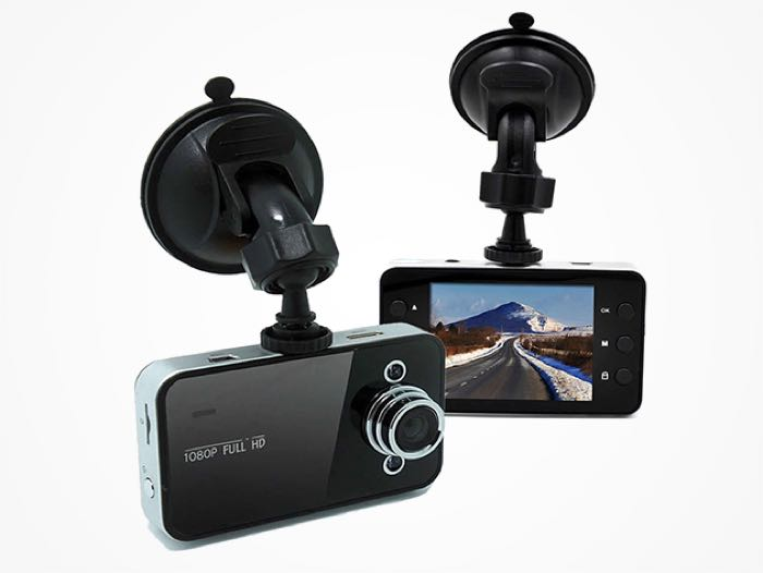 DashCam Hi-Res Car Video Recorder