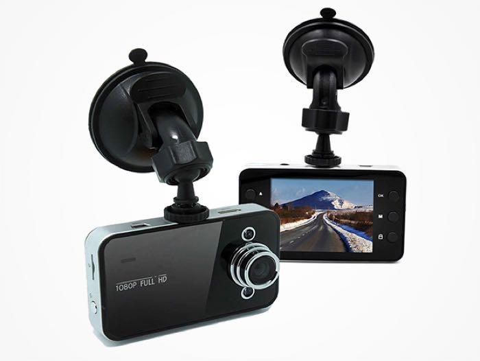 DashCam Hi-Res Car Video Recorder