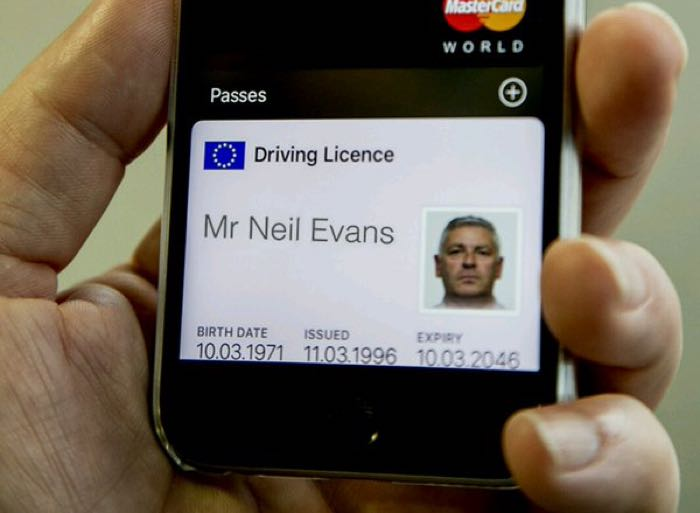 Digital Driving License