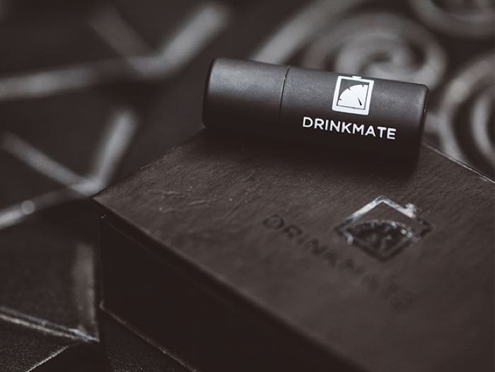 DrinkMate Breathalyzer