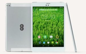 EE Jay 4G Budget Tablet Announced, Costs £120