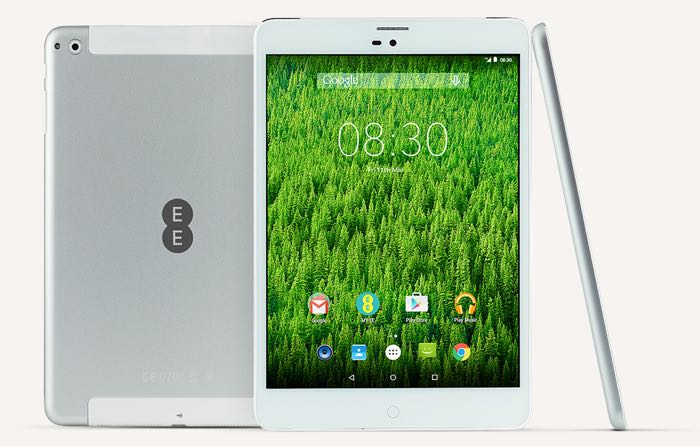 EE Jay 4G Budget Tablet