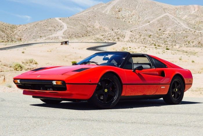 electric ferrari 308 GTS