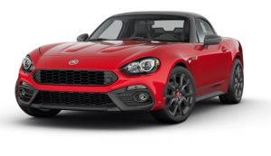 Fiat 124 Spider Configurator is Live in the US