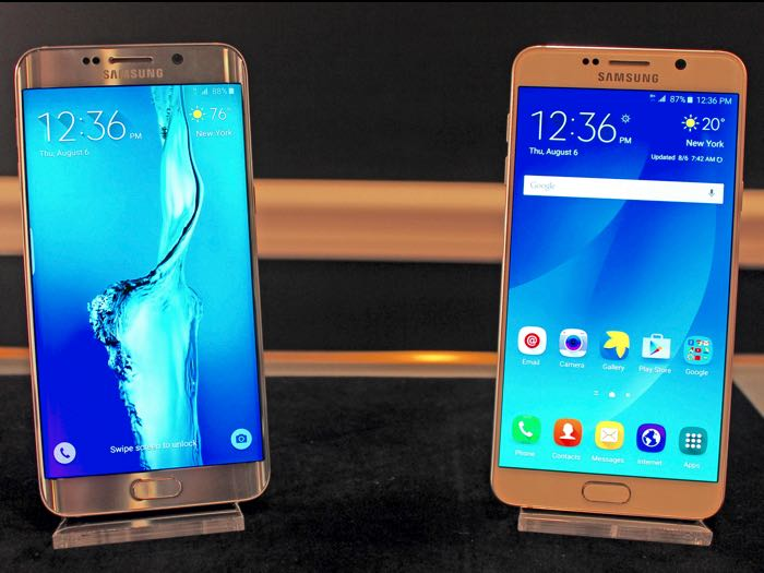 Samsung Has Five Flagship Smartphones Planned For Next Year
