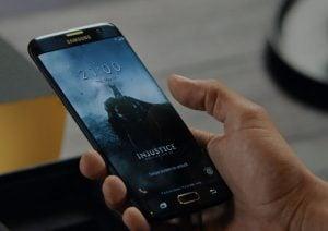 Samsung Galaxy S7 Edge Injustice Edition (Video)