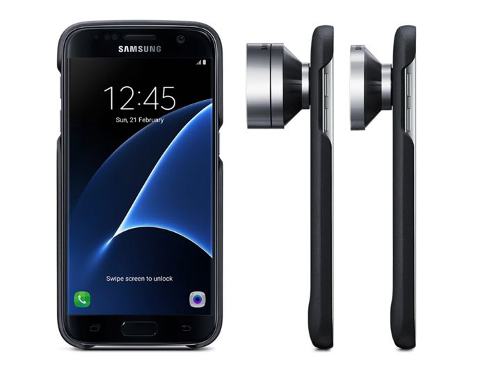 Samsung Galaxy S7 Lens Cover