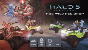 New Halo 5 Update Adds More Vehicles