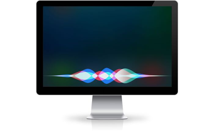 Siri for OS X