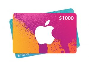 Last Chance To Enter Our $1000 iTunes Gift Card Giveaway