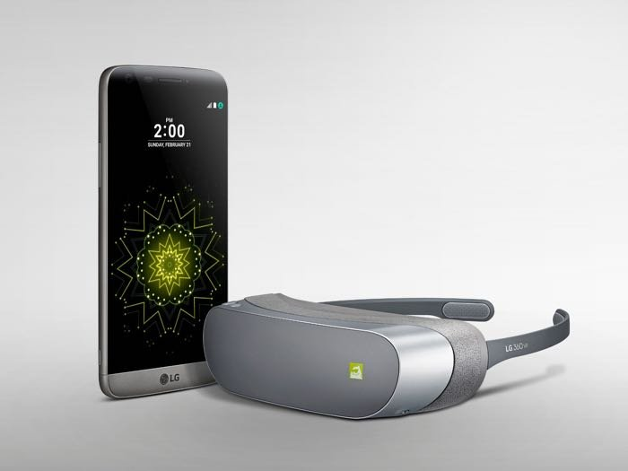 LG G5 Friends Accessories Launched In The US