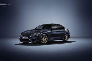BMW M3 30 years M3 Celebrates a Milestone
