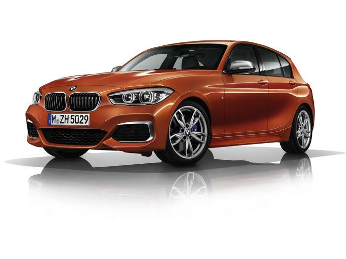 BMW M140i And BMW M240i