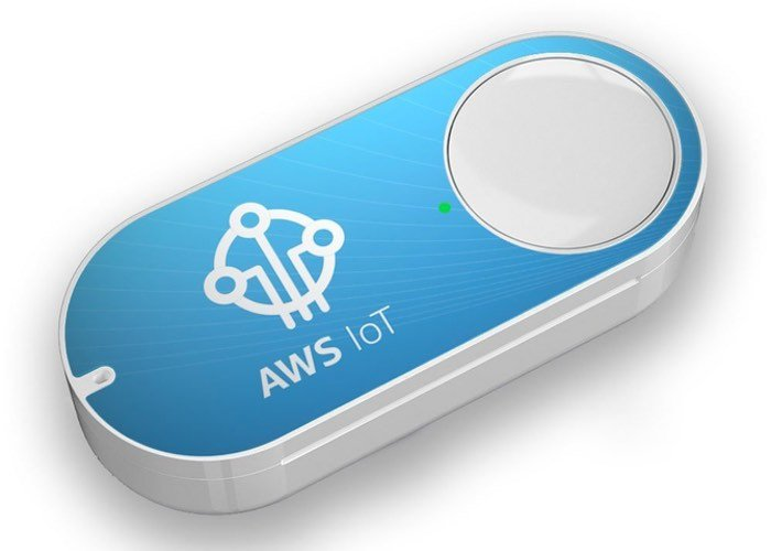 New Programmable DASH Button For Internet of Things Applications Unveiled By Amazon
