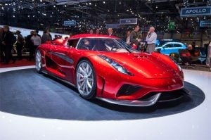 Koenigsegg sister Company Working on Tiny 1.6L engine with 400hp