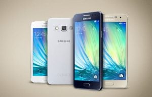 Samsung Galaxy A4 May Have 5.5 Inch Display